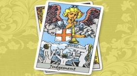 Tarot School – The Last Judgement – XX.
