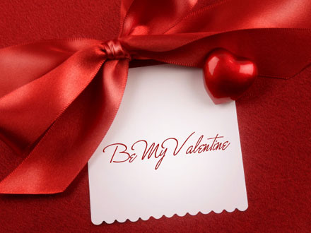 Valentine's Day - Be My Valentine
